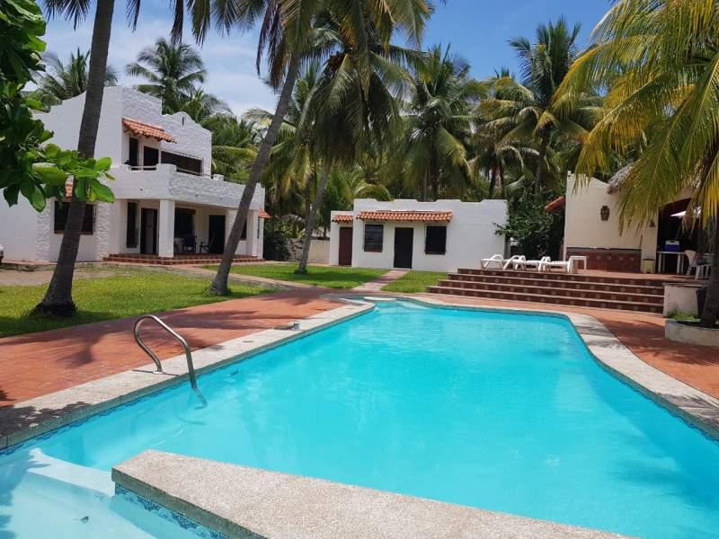 Costa dorada renta de casas villas apartamentos y ranchos en barra de santiago el salvador - Casas alquiler costa dorada ...